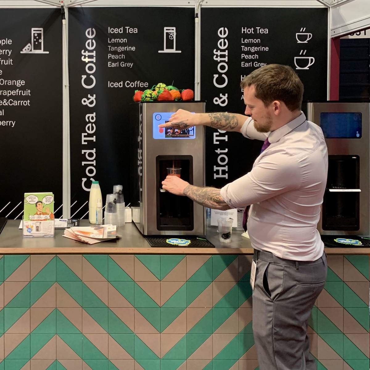 The Foodservice Show 2019