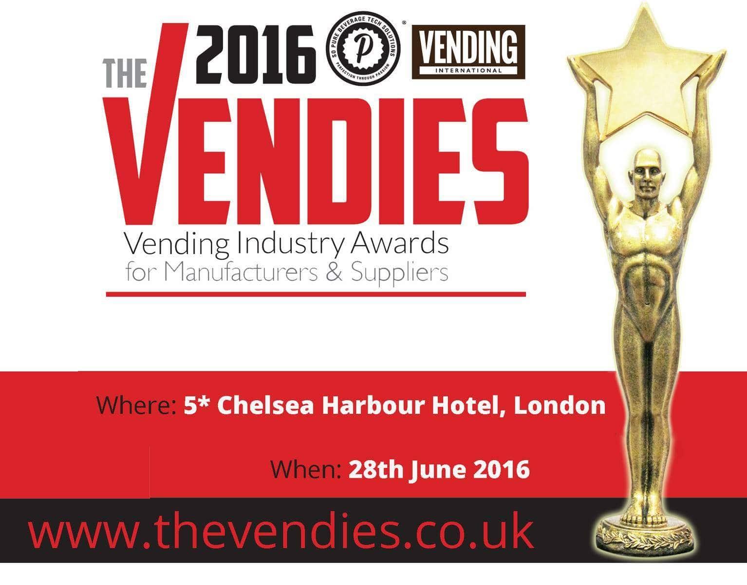 EDWCA & The Vendies 2016