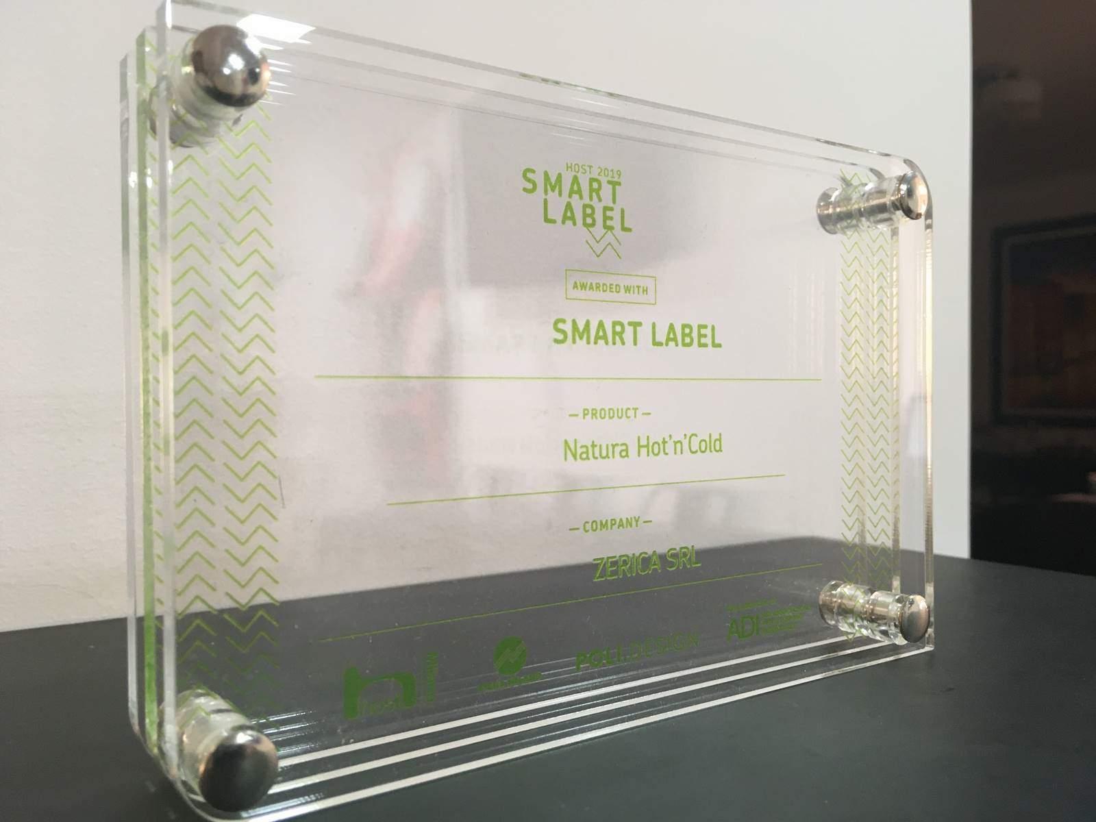 Smart Label Innovation Award 2019